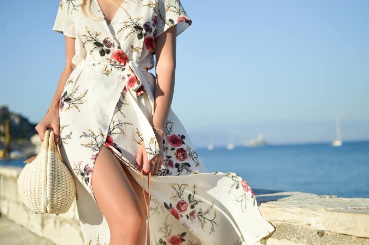 Des vêtements d'été tout enlégèreté